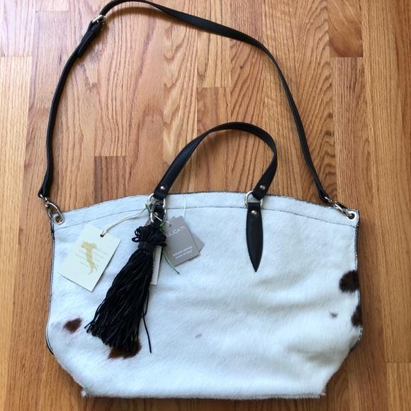 028da86b05fc Pulicati Bags   Calfhair Leather Bag   Poshmark